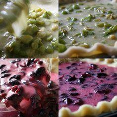 girlichef: Grape Pie (2 ways)