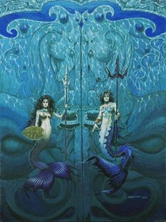 Atlantis rising. Atlantean high priestesses are remembering who they are and rising the Divine Feminine energies to heal earth.