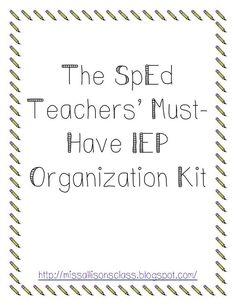 Freee IEP Organization Kit.pdf - Google Drive