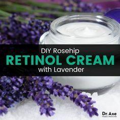 DIY retinol cream. https://draxe.com/retinol-cream/