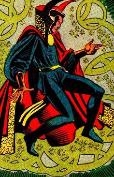 Doctor Strange - Strange Tales #138 (November 1965), art by Steve Ditko