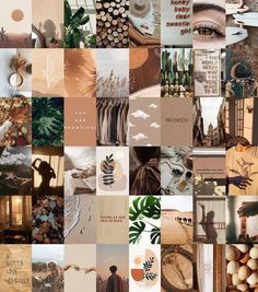Boho Aesthetic, Aesthetic Room Decor, Aesthetic Collage, White Aesthetic, Aesthetic Photo, Wall Collage Decor, Bedroom Wall Collage, Photo Wall Collage, Picture Wall