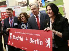 Berlin und Madrid vereinbaren Zusammenarbeit im Tourismus : UNITEDNETWORKER Das Magazin für Wirtschaft und Lebensart