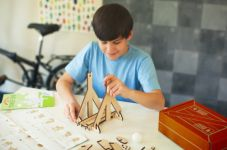 How to Make Quiet Boxes for School Aged Children