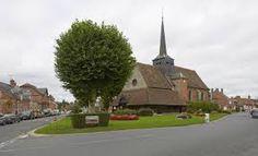 L'église de SOUVIGNY enSOLOGNE  41600  et son caquetoire