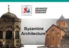 Byzantine Architecture, Taj Mahal, Drawings, Building, Design, Home Decor, Decoration Home, Room Decor, Buildings