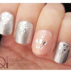 $4.96 12шт серебро 3D искусства ногтя стикер Выбитой короной сердце Снежинка звезды Узорные наклейки - BornPrettyStore.com