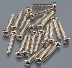 Thunder Tiger PV0229 Phillips Self Tap Screw M2x10 R90 (20) by Thunder tiger. $4.14