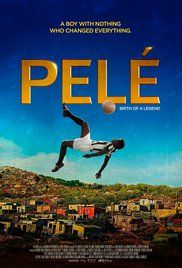 Pele's meteoric rise from the slums of Sao Paulo to leading Brazil to its first World Cup victory at the age of 17 is chronicled in this biographical drama.