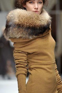 Fur collar <3