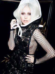 nice outfit lol Lady Gaga
