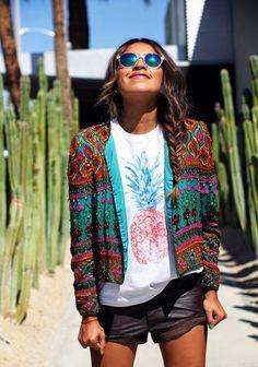 -Julie Sarinana de #SincerelyJules  #Fashion