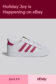 timeless design 685a4 e3748 ADIDAS SUPERSTAR FOUNDATION CF C BOY S SNEAKER B26070 (eBay Link)   Kid s  Clothing, Shoes and Accessories   Pinterest   Kids outfits, Adidas and Shoes