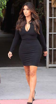 Beau Kanye thinks Kim could be next Victoria Beckham! (view hot pics)
