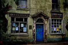 Ye Curious Olde Book Shop