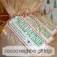 Capital B: Neighbor Gifts