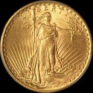 See this 1924 $20 Gold St. Gaudens Double eagle at The Happy Coin 418 E. Putnam Ave Cos Cob, CT 06807