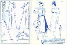 #ClippedOnIssuu from Lutterloh Patterns 0002 summer 1939