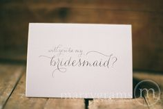 Be My Bridesmaid Card Set, Maid of Honor, Flower Girl, Cards to Ask Bridal Party - Colorful Pink, Tiffany, Navy Purple (Set of 7)