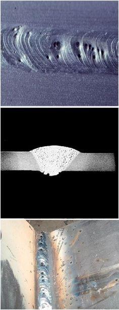 Preventions of weld porosity. Ten interesting ways to reduce porosity in your welds.