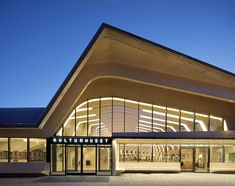Vennesla Library and Cultural Centre by Helen & Hard Architects - Google Search