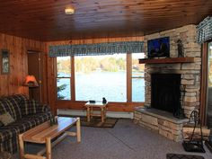 Cabin vacation rental in St. Germain, WI, USA from VRBO.com! #vacation #rental #travel #vrbo
