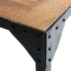 Table bois et métal Sofia, Am.Pm