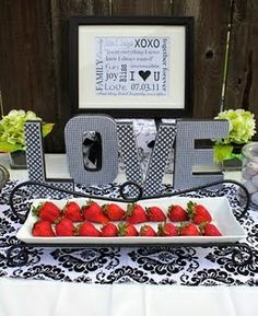 bridal shower ideas <3 this!
