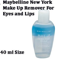 MAYBELLINE NEW YORK EYE  LIP MAKE UP REMOVER REMOVE WATERPROOF MAKE UP -- You can find more details by visiting the image link. (This is an affiliate link) Makeup Remover Towel, Homemade Makeup Remover, Makeup Removers, Remove Makeup From Clothes, Eye Lip, Neutrogena, Eyelash Extensions, Maybelline, Sensitive Skin