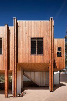 Beach House Mornington by Clare Cousins #architecture