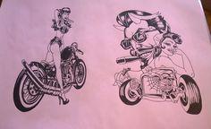 Hot Rod Tattoo, Soul Tattoo, Tattoo Flash Art, Vintage Soul, My Portfolio, Rock N, Leicester, Tattoo Studio, Rockabilly