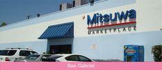 Mitsuwa » Restaurants & Shops - Costa Mesa, food court