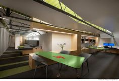 Private Office by Fitzsimmons Architects