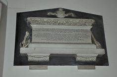 https://flic.kr/p/cRxKrG | Broadwell-095 St Paul Monument on north wall chancel | Broadwell gurgles and bubbles with bright…