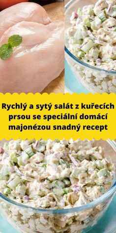 Potato Salad, Food And Drink, Low Carb, Ethnic Recipes, Essen