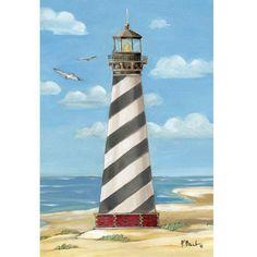 Cape Hatteras Lighthouse House Flag