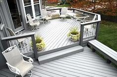 deck design ideas gray trex | Wood or composite? Top five questions that will help you decide…
