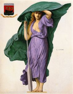 Jean-Léon Gérôme - L'Odyssée
