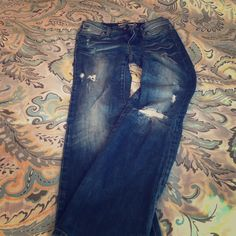 Joes Provacateur Petite Bootcut Jeans Good condition just too big for me now. Petite- I'm 5'1'' Joe's Jeans Jeans Boot Cut