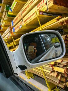 Fotos en espejo del auto 🚘 Car Mirror, Instagram, Mirrors, Autos