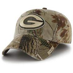 Realtree Camo Green Bay hat