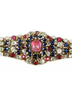 1950's Hobe Bracelet