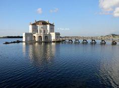 Casina Vanvitelliana Campi Flegrei - Golfi di #Napoli
