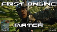 Battlefield 4 PS3 Conquest Hainan Resort First Time Online