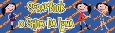 O Show da Luna Scrapbook - Blog Elementos Papeis Cliparts Kit Astronauta Borboleta Piscina Melancia Banana Rabanete Arco Íris Básico Praia Abelhas