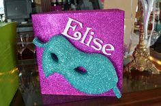 Personalized Gift Box by www.idealpartydecorators.com