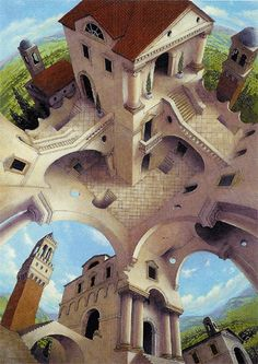 Jigsaw Puzzles - Architect's Riddle