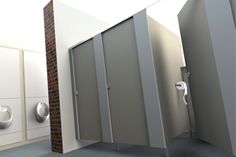 Washroom Cubicles, manufactured in a wide range of colours & styles, our team are on hand to provide professional guidance for the product most suitable for your application.