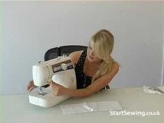 Start Sewing- Incorrect Thread Tension and other get started videos