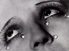 Man Ray Tears 1932.